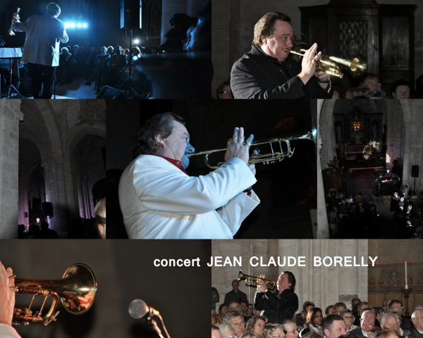 Dimanche prochain 8 février à 15h30 concert de trompette à l'église de La Suze-Sur-Sarthe, Pays De La Loire, France à côté du Mans. N'oubliez pas vos appareils photo.