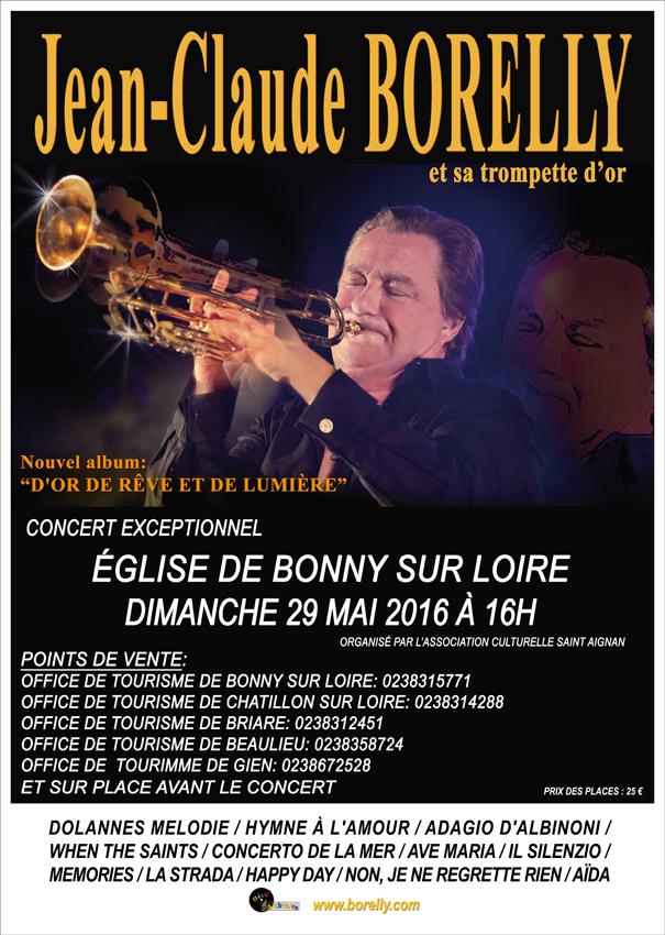 Concert de Bonny sur Loire