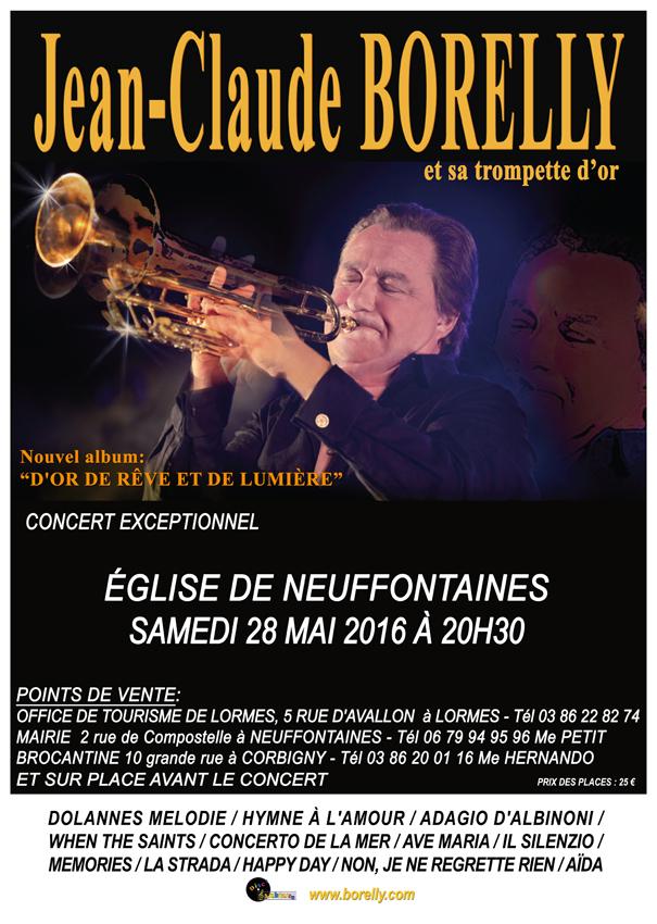 Concert de Neuffontaines
