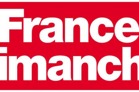 """France Dimanche """"Je sauve les églises..."""