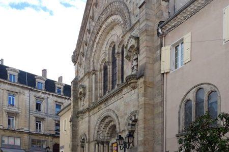 Jean-Claude Borelly en concert en l'église...