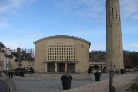 Dimanche 12 novembre, en l'église St Jean-Baptiste...