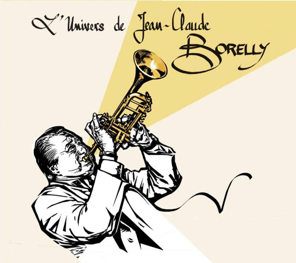 L'univers de Jean-Claude Borelly, disque à paraitre le vendredi 24 novembre 2017