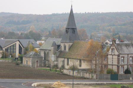 Dimanche 18 mars, en l'église de Romilly...