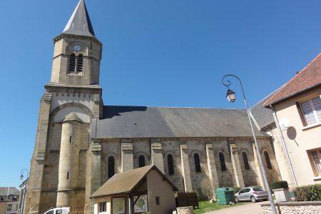 Jean-Claude Borelly en concert à l'église...