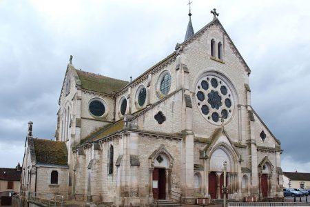 Concert à l'église Saint Martin d'Aillant...