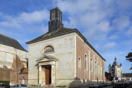 Le samedi 3 novembre à l'église de Rue...