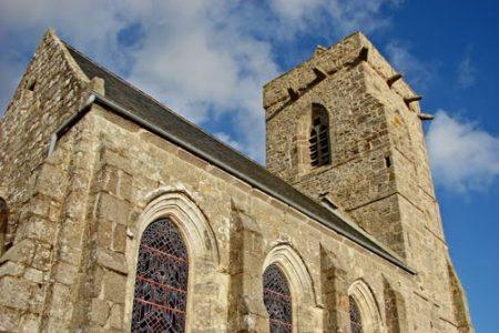 Dimanche 25 novembre, en l'église de Quettehou...
