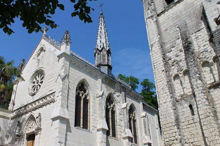Concert à l'église Saint Maurice de Chinon...