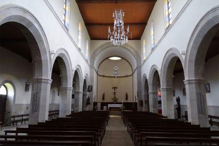 Jean-Claude Borelly en l'église Notre-Dame...