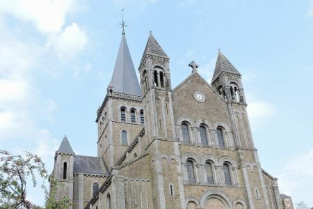 Jean-Claude Borelly en l'église Sainte...