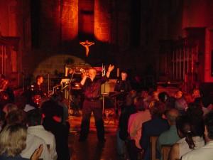 Jean Claude Borelly concert lyon
