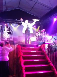 Jean Claude Borelly en Concert