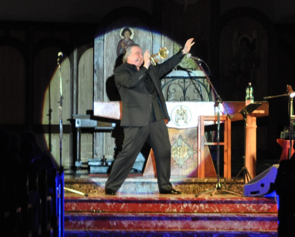 Jean-Claude Borelly en concert