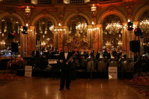 BorellyConcert au Grand Hotel Iintercontinental