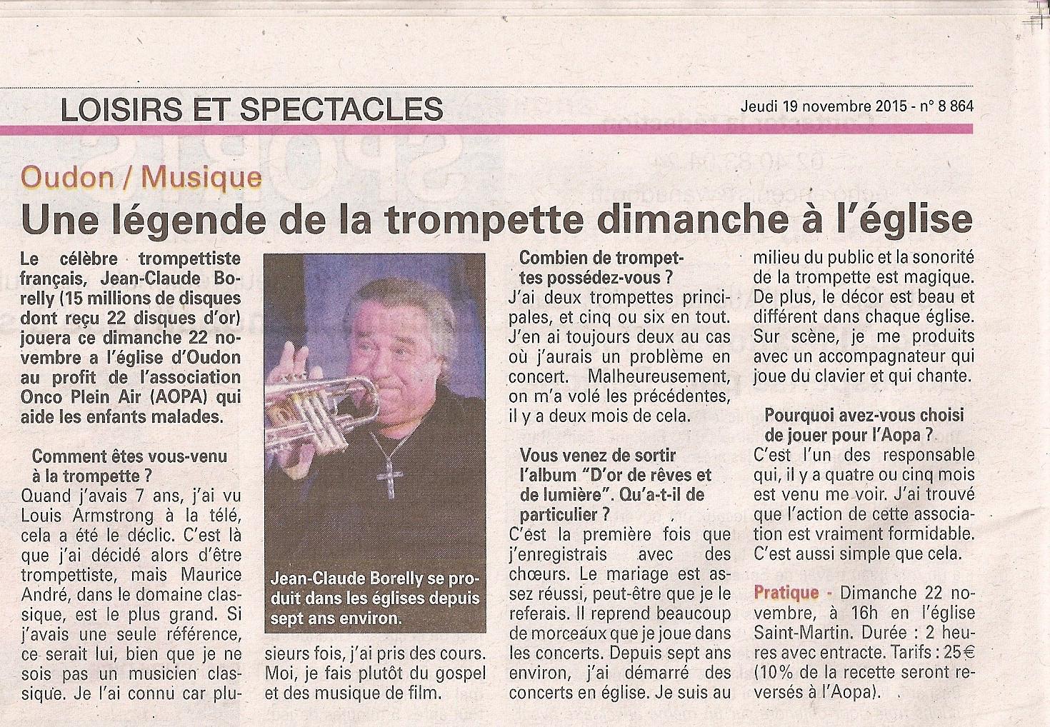 Interview Jean-Claude Borelly