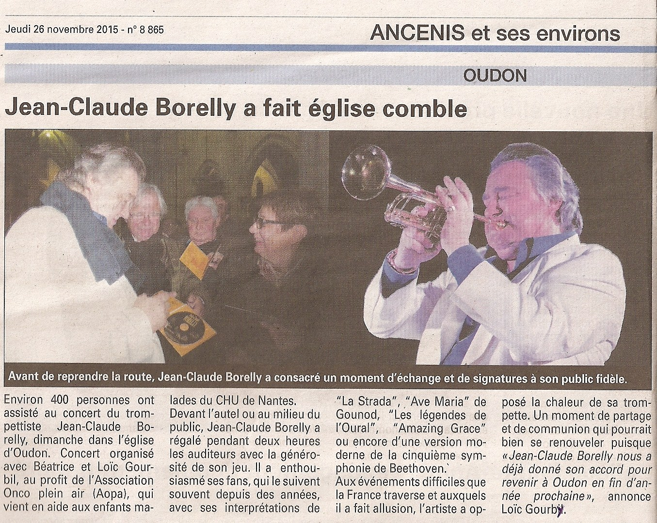 Interview Jean-Claude Borelly