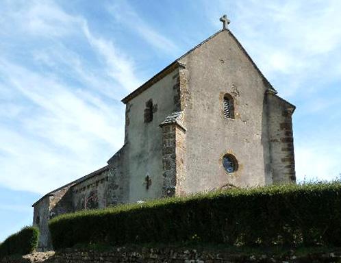 Eglise de Neuffontaines