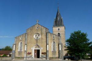 Église de Villereversure