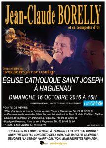 Affiche Concert Eglise catholique Saint Joseph