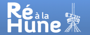 Ré à la Hune - logo