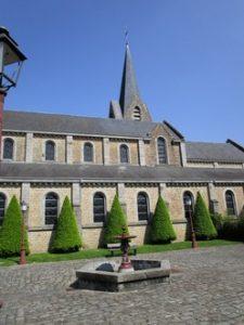 Église St Martin Condé sur Noireau