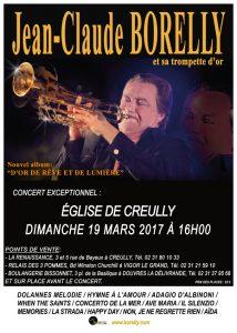Concert de Creully, le 19 mars 2017