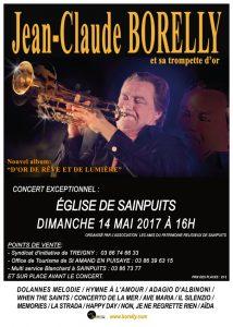 Concert Jean-Claude Borellu à Sainpuits