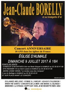 Concert église Saint-Pierre et Saint Paul à Aumale