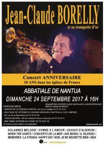 Concert Abbatiale à Nantua