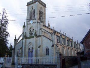Église de la Trinité à Dozulé