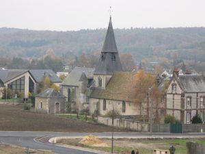 Église Saint-Georges à Romilly sur Andelle