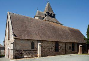Église Saint Martin d'Ambenay