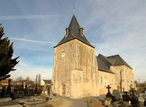 Eglise de Sainte-Honorine-du-Fay