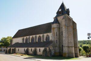 Église Saint-Gervais-et-Saint-Protais de Dixmont