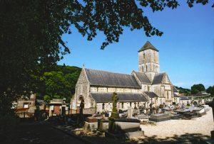 Église Notre Dame d'Étretat
