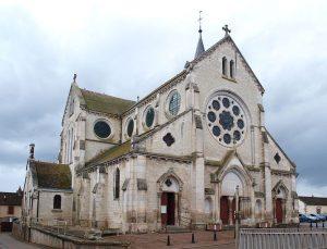 Église Saint Martin d'Aillant sur Tholon