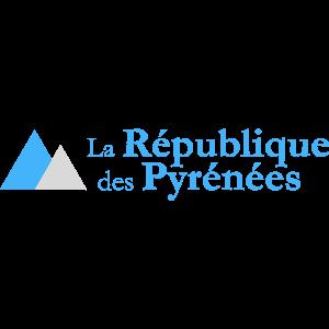 logo la république des pyrénées