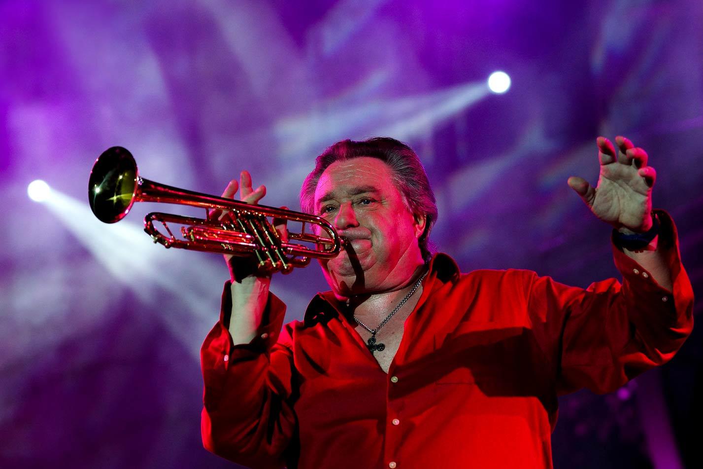 Jean-Claude Borelly live