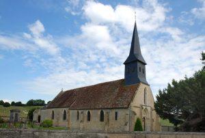 Concert de Jean-Claude Borelly en l'église Saint Martin à Oudon