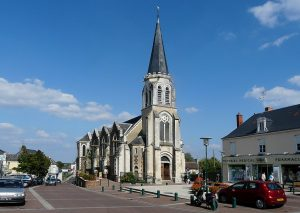 Église de La Suze sur Sarthe