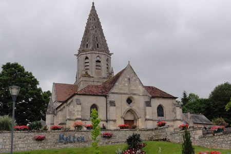 Jean-Claude Borelly en l'église de...