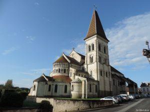 abbatiale saint-pierre de preuilly-sur-claise