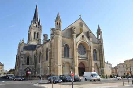 Concert à Niort en l'église Saint Hilaire...