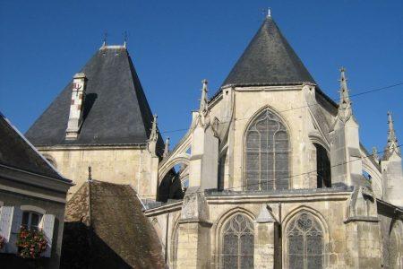Concert à l'église Saint-Martin de Nonancourt...