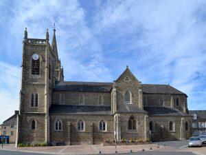 Église Saint-Jean de La Haye-du-Puits