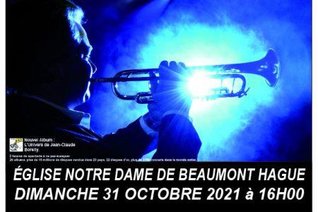 Le dimanche 31 octobre, Grand concert à...